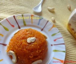 Carrot-Halwa