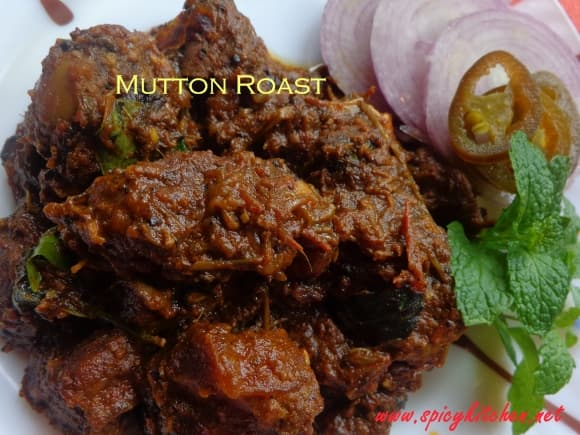 how to make mutton leg roast