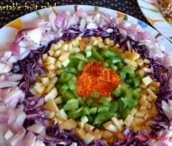 Vegetable-fruit-salad