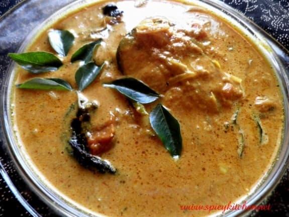 fish curry in coconut milk kerala recipe