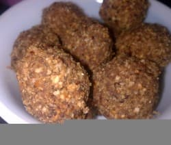 peanut balls recipe