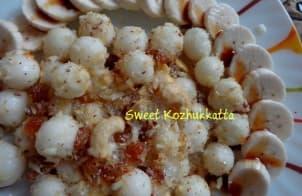 Sweet kozhukkatta