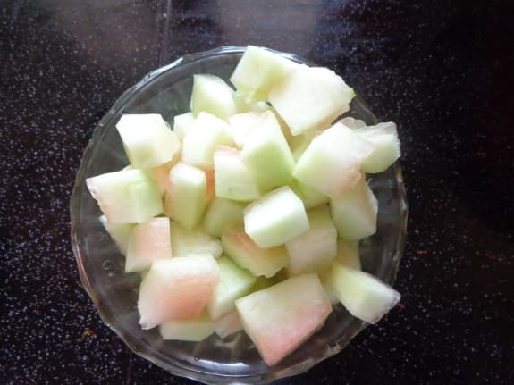 water melon rinds