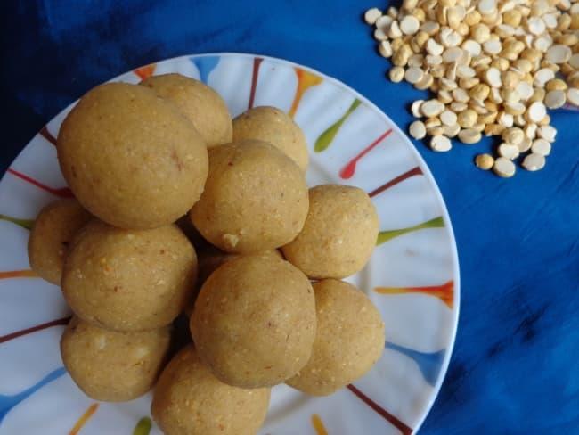 maa laddu recipe