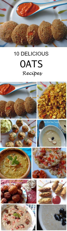 oats recipes