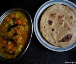 carrot potato curry recipe