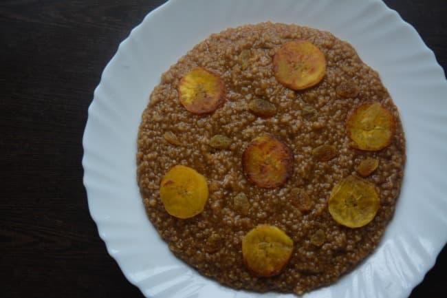 broken wheat kheer recipe