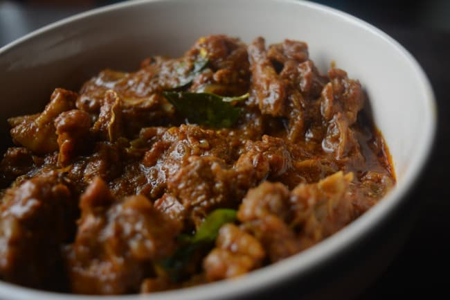 How To Make Kerala Style Mutton Curry