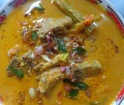 tuna curry choora curry