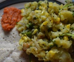 corn-potato-masala-breakfast