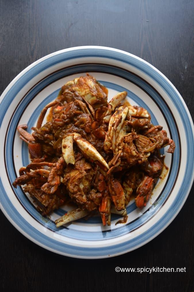 crab roast