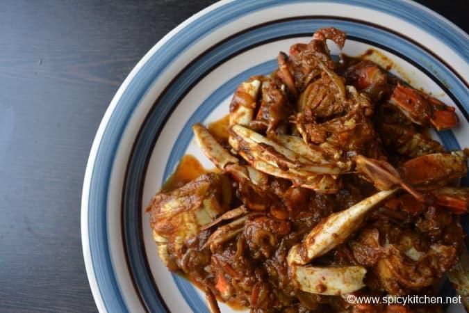 nendu roast-crab roast