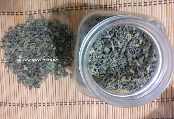 gree tea- health benefits
