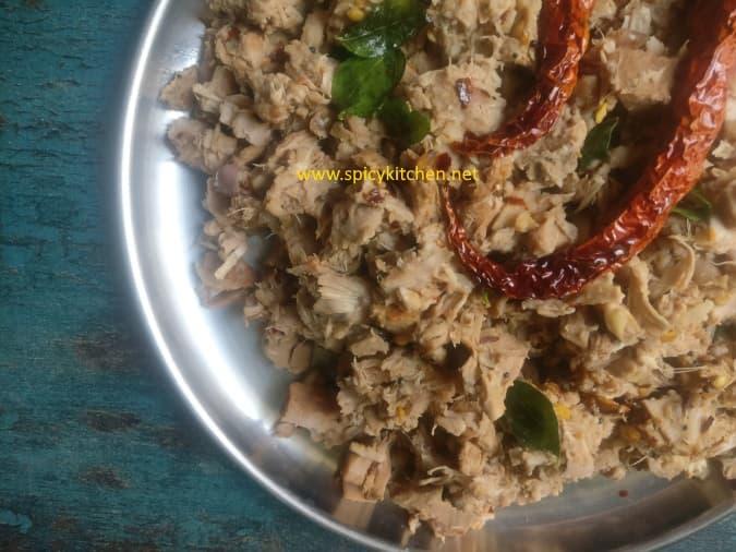 how to make idichakka thoran